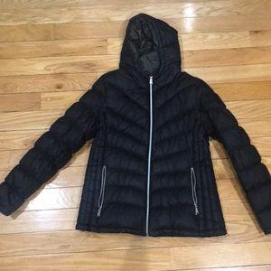 Ladies Down Fill Coat